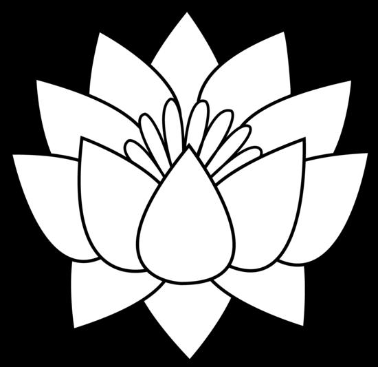 lotus_flower_lineart